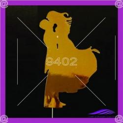 Toper -Siluete 56 Zlatna