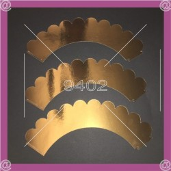 Kapkejk omotač Zlatni 020