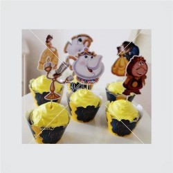 Cupcake Wrapper Themed...