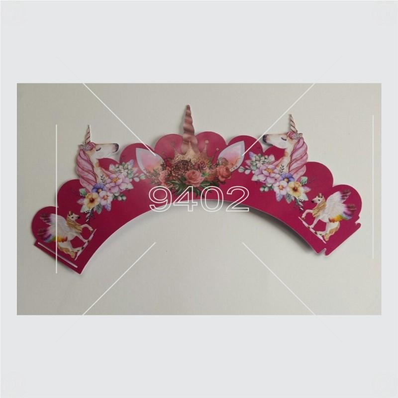 Printani kapkejk omotač Unicorn N36