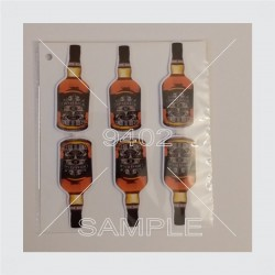 Pack of  6 Topers Bottle...