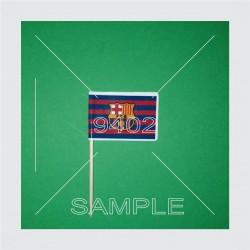 Printani toperi zastavice N47 2