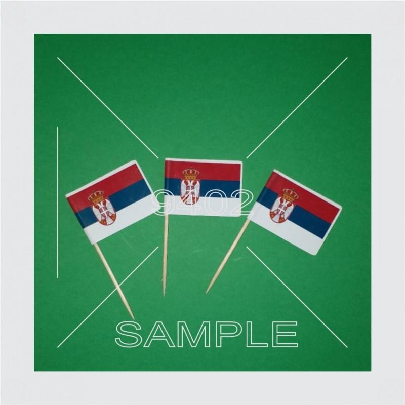 Printani toperi zastavice N49 1