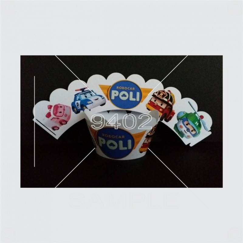 Robocar Poli N014 1