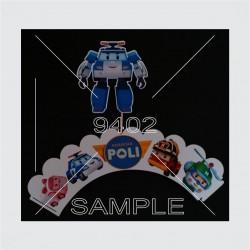 Robocar Poli N014 6