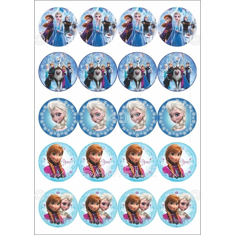 Frozen, kat. za Decu (120)