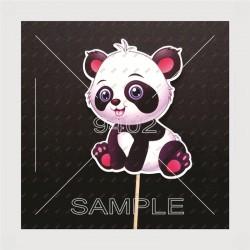 Cute Animals, N71, Panda