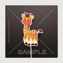 Cute Animals, N71, Žirafa