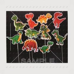 Toperi Cute Dinosaurusi N87