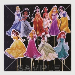 Pack of 10 Princess themed...