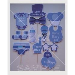 Baby Shower Boy N96