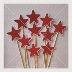 Pak. 10 Zvezdica crvenih...