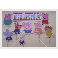 Peppa the pig and name N103