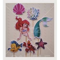 Little Mermaid N107