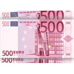 Novčanice 500 eur 016