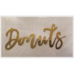 Tekstualni toper Donuts