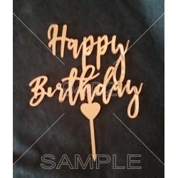 AT024 Happy Birthday